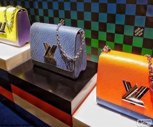 Luxury handbags puzzle