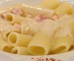 Macaroni puzzle