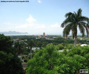 Managua, Nicaragua puzzle