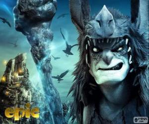 Mandrake, the leader of the Boggans puzzle