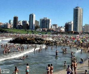 Mar del Plata, Argentina puzzle
