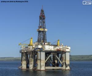 Marine Oil Platform puzzle