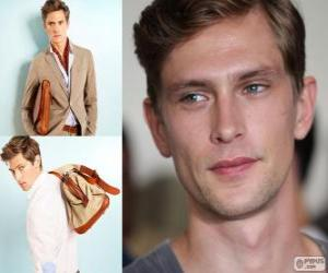 Mathias Lauridsen is a Danish model puzzle