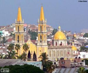 Mazatlán, Mexico puzzle