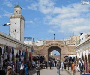 Medina of Essaouira, Morocco puzzle