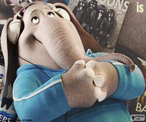 Meena elephant puzzle