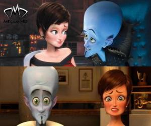 Megamind and Roxanne puzzle