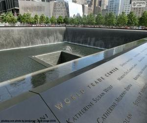 Memorial 11-S, New York puzzle