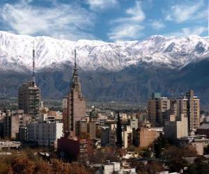 Mendoza, Argentina puzzle