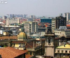 Milan, Italy puzzle