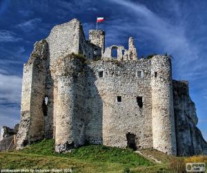 Mirów Castle, Poland puzzle
