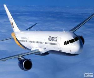 Monarch Airlines, British airline puzzle