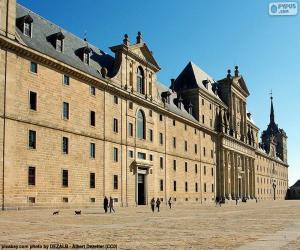 Monastery of El Escorial, Spain puzzle