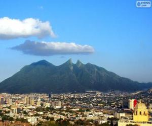 Monterrey, Mexico puzzle
