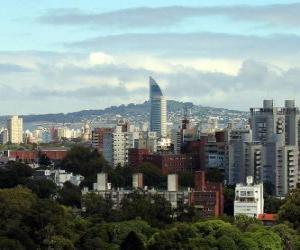 Montevideo, Uruguay puzzle