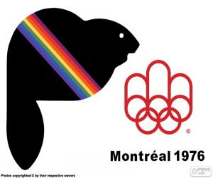 Montreal 1976 Summer Olympics puzzle