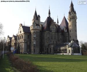 Moszna Castle, Poland puzzle
