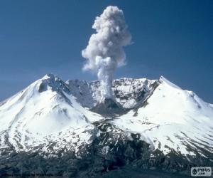 Mount St. Helens puzzle