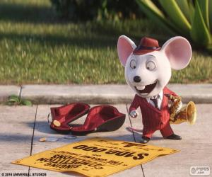Mouse Mike puzzle