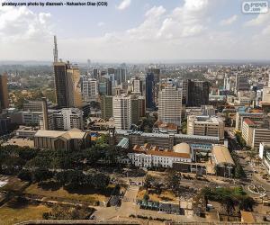 Nairobi, Kenya puzzle