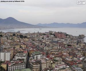 Naples, Italy puzzle