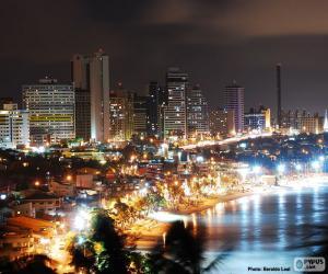 Natal, Brazil puzzle