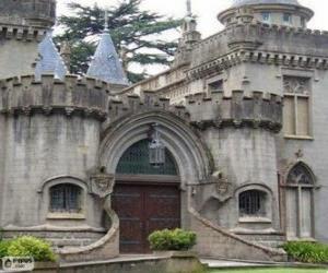 Naveira Castle puzzle