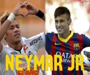 Neymar Jr. puzzle