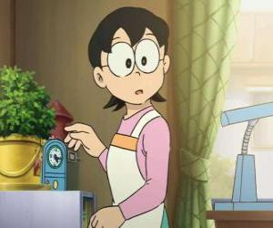 Nobita's mom, Tamako Nobi puzzle