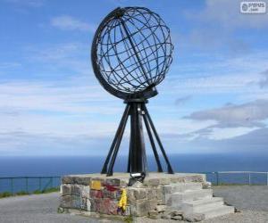 North Cape, Norway puzzle