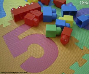 Number five puzzle