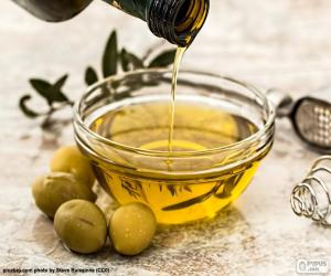 Oil of olive puzzle