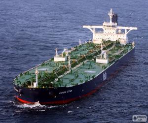 Oil tanker puzzle