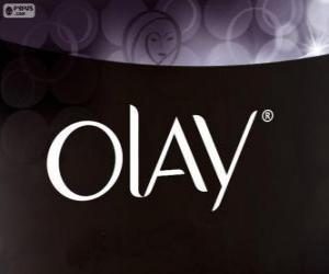 Olay logo puzzle