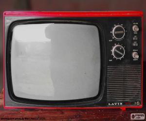 Old TV Lavis puzzle