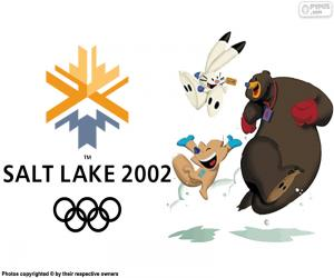 Olympic Games of Salt Lake City 2002 puzzle