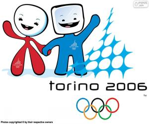 Olympic Games Turin 2006 puzzle