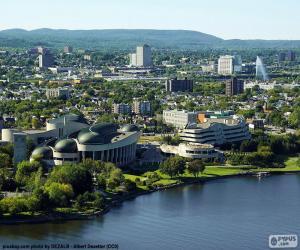 Ottawa, Canada puzzle