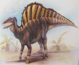 Ouranosaurus puzzle