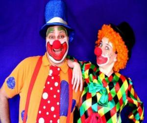 Pair of clowns puzzle