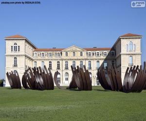 Palais du Pharo, France puzzle