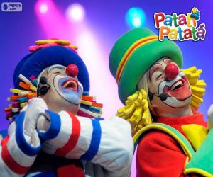 Patati and Patata in a performance puzzle