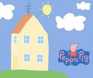 Peppa Pig puzzles  jigsaw 3