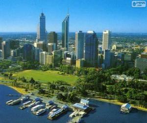 Perth, Australia puzzle
