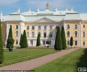 Peterhof Palace, Russia puzzle