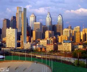Philadelphia, United States puzzle
