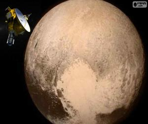Pluto and New Horizons puzzle
