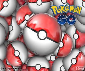 Poké Balls puzzle