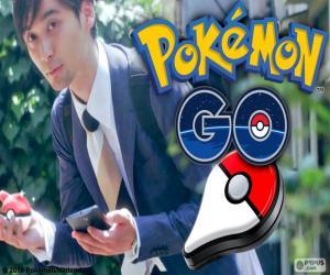 Pokémon GO Plus puzzle