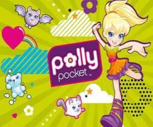Polly Pocket with your pets puzzle